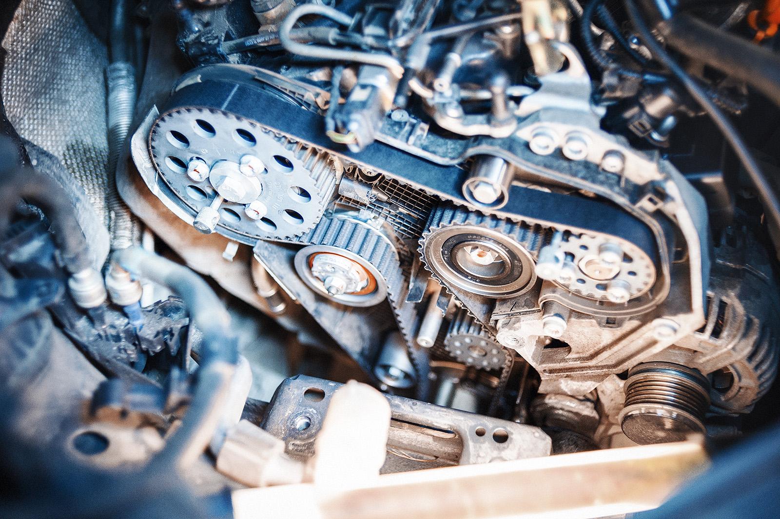Как снять и проверить гидронатяжитель цепи Volkswagen Golf (Фольксваген Гольф)