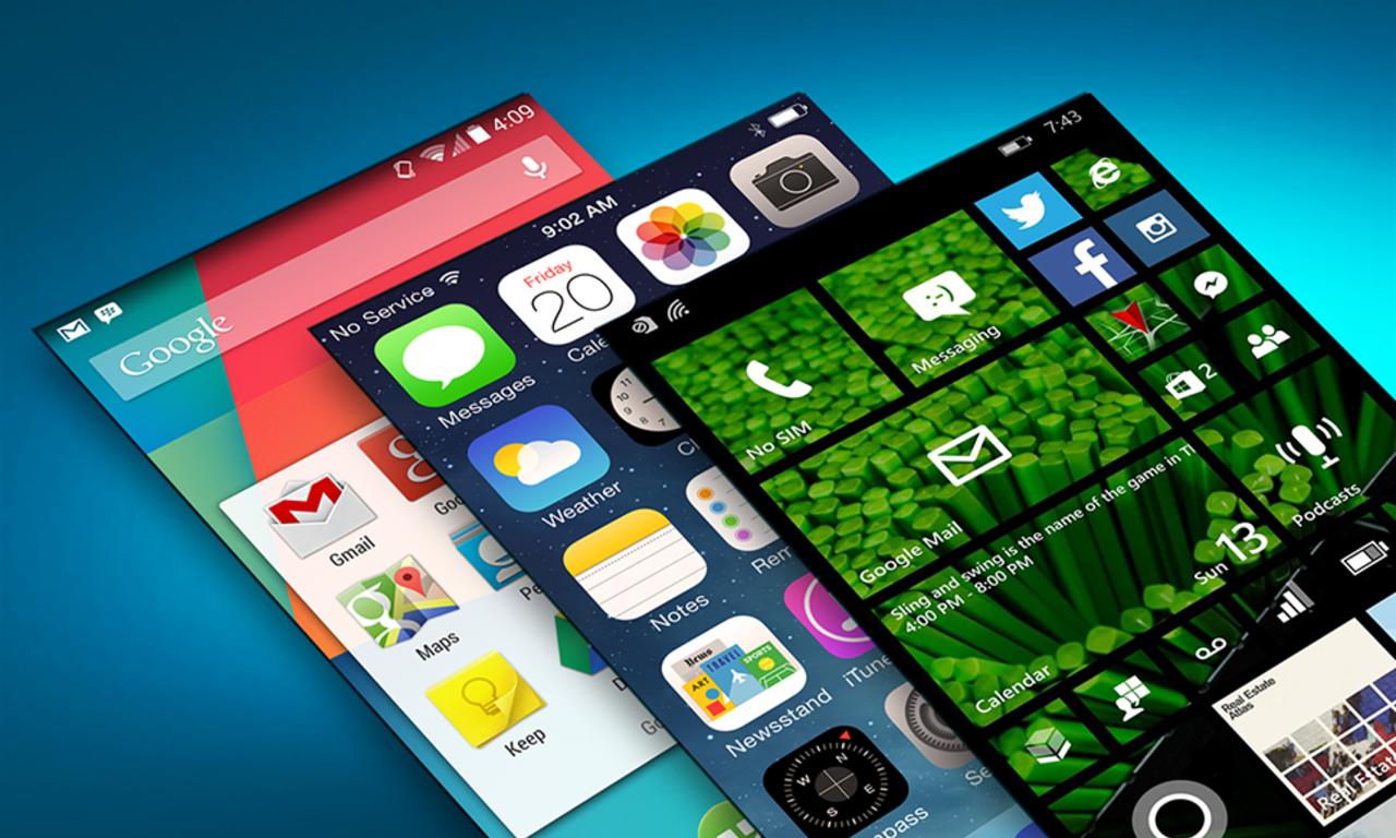 Новая операционка для смартфонов