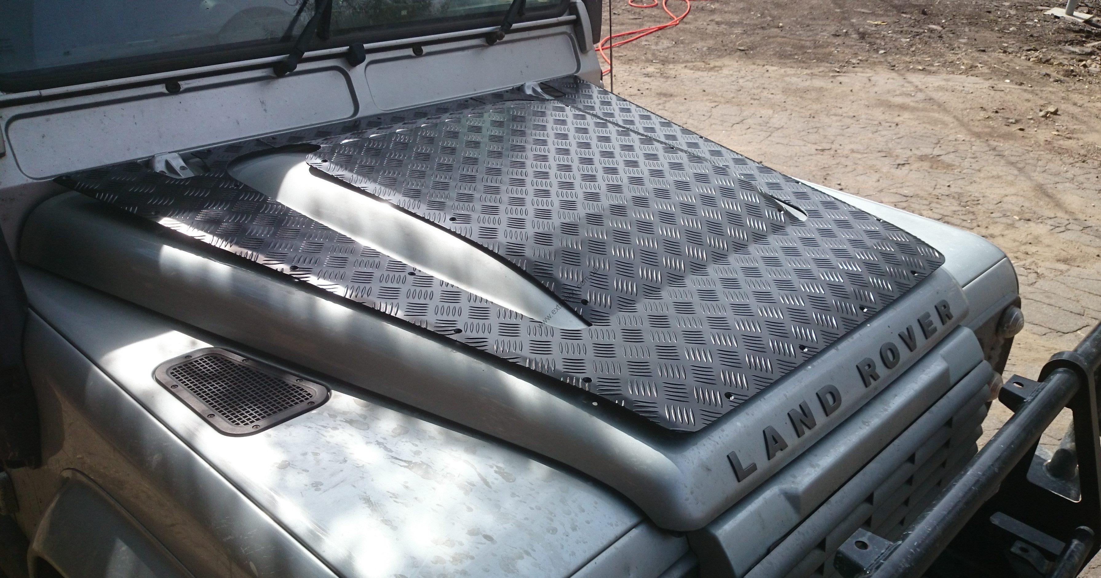 Область использования нержавеющей стали и рифленых алюминиевых листов