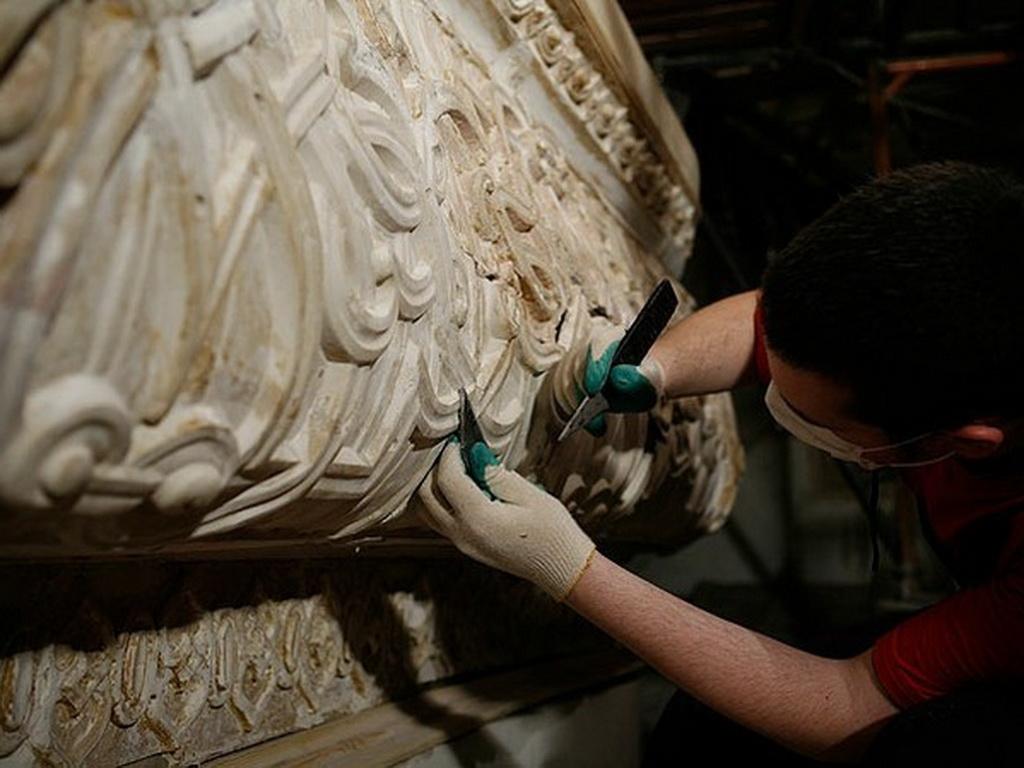 Что собой представляет реставрация памятников архитектуры и других сооружений?