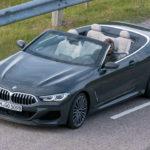 Новая BMW 8 серии без крыши