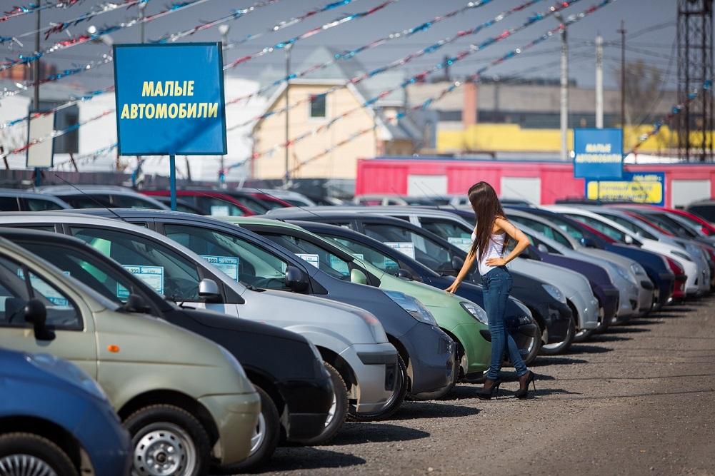 Россияне перестали интересоваться маленькими автомобилями