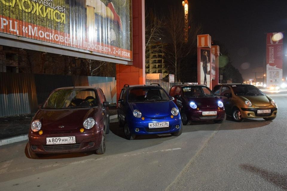 GM прекращает выпуск и поставки в Россию Matiz