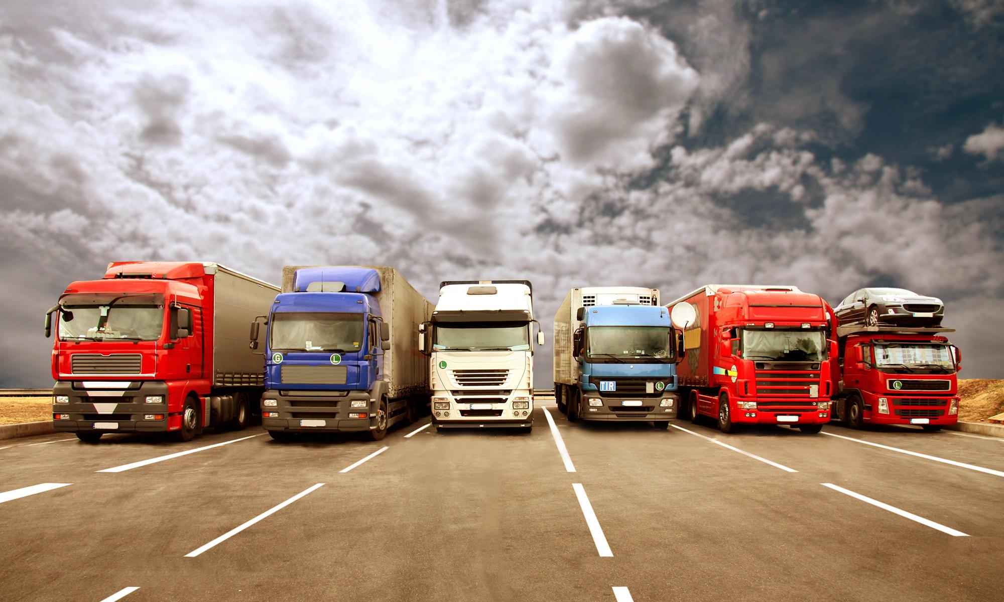 Услуги автомобильных перевозок